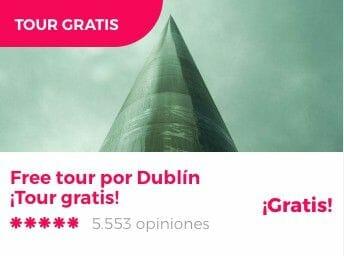 free tour dublin
