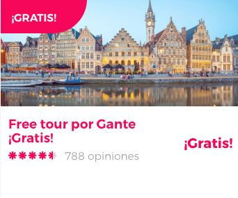 Free tour por Gante