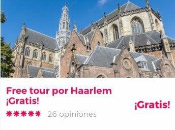 free tour haarlem