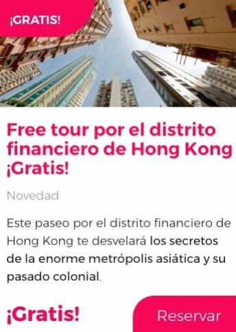 free tour hong kong distrito financiero