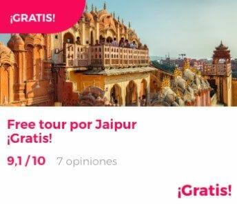 free tour jaipur india