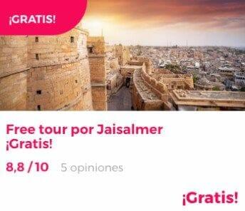 free tour jaisalmer