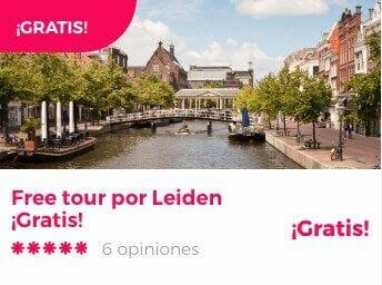 free tour leiden
