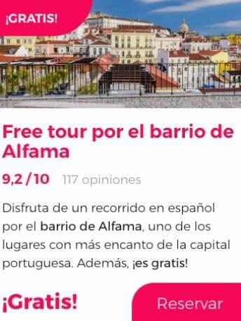 free tour lisboa alfama