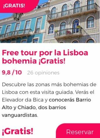 free tour lisboa bohemia