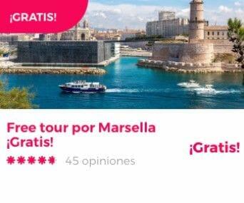 free tour marsella