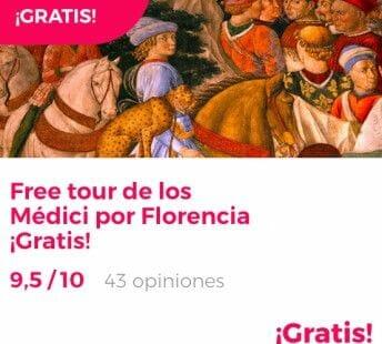 free tour medicis por florencia