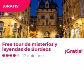 free tour burdeos misterios y leyendas
