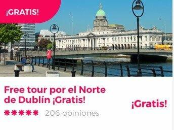 free tour norte dublin