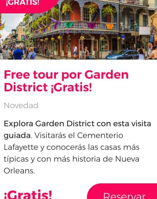 free tour nueva orleans