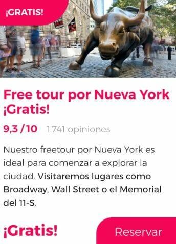 free tour por nueva york