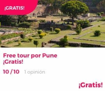 free tour pune india