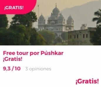 free tour por Púshkar