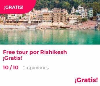 Free tour por Rishikesh