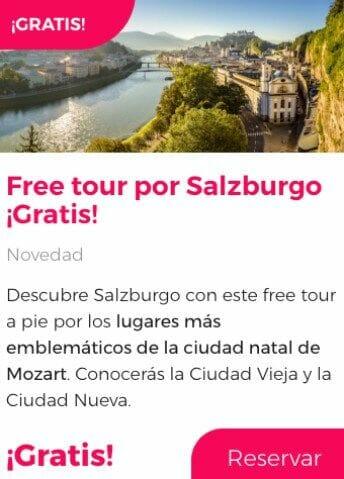 free tour salzburgo