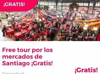 free tour santiago mercados