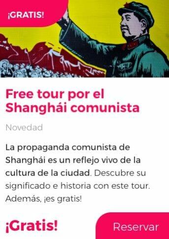 free tour shanghai comunista