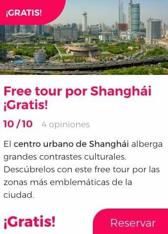 free tour shanghai