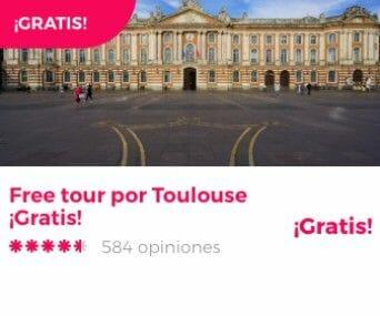 free tour toulouse