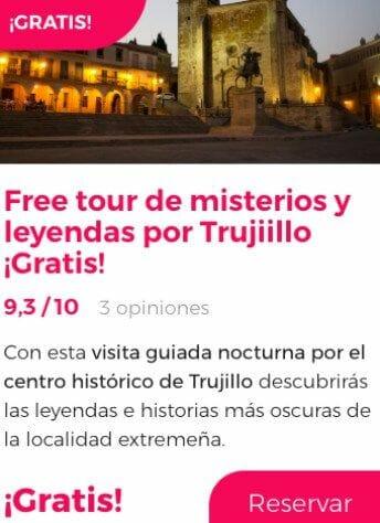 free tour misterios y leyendas trujillo