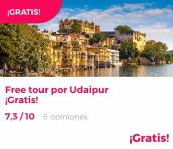 Free tour por Udaipur