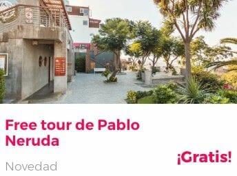 free tour valparaiso pablo neruda