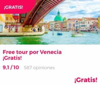 free tour venecia