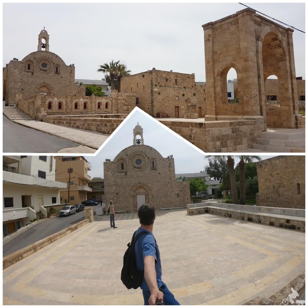 iglesia de anfeh