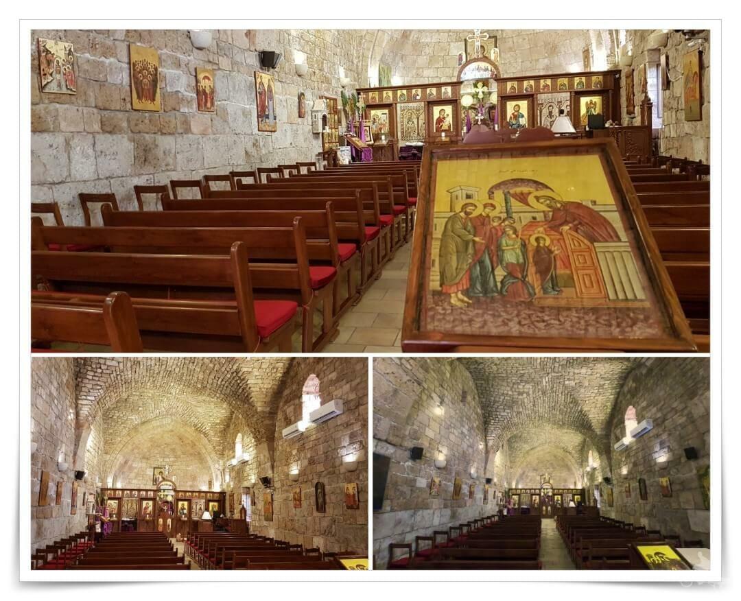 iglesia ortodoxa de biblos