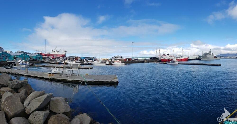 old harbour reikiavik