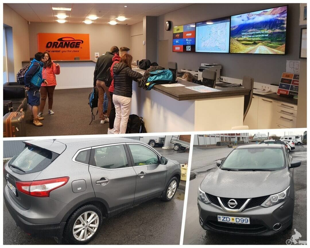 coche alquiler aeropuerto keflavik