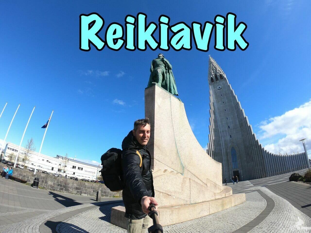 que ver en reikiavik Islandia