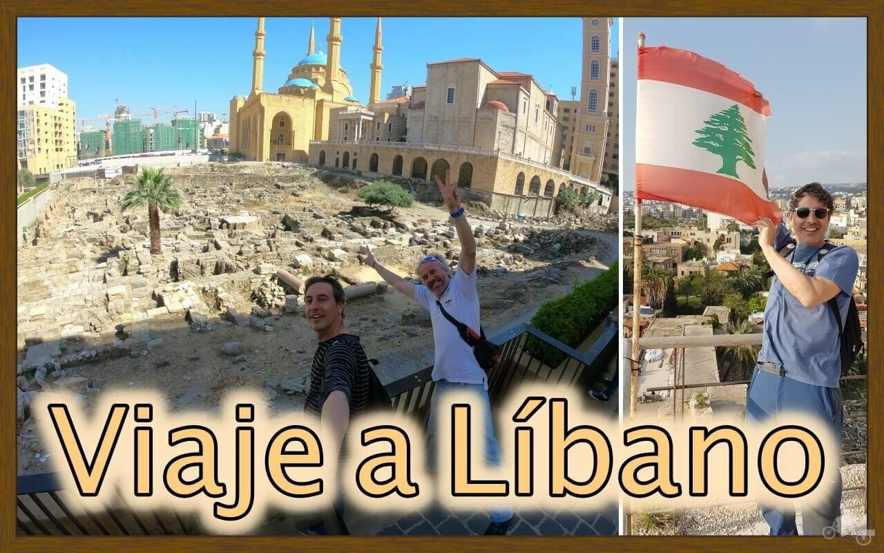 viaje a líbano