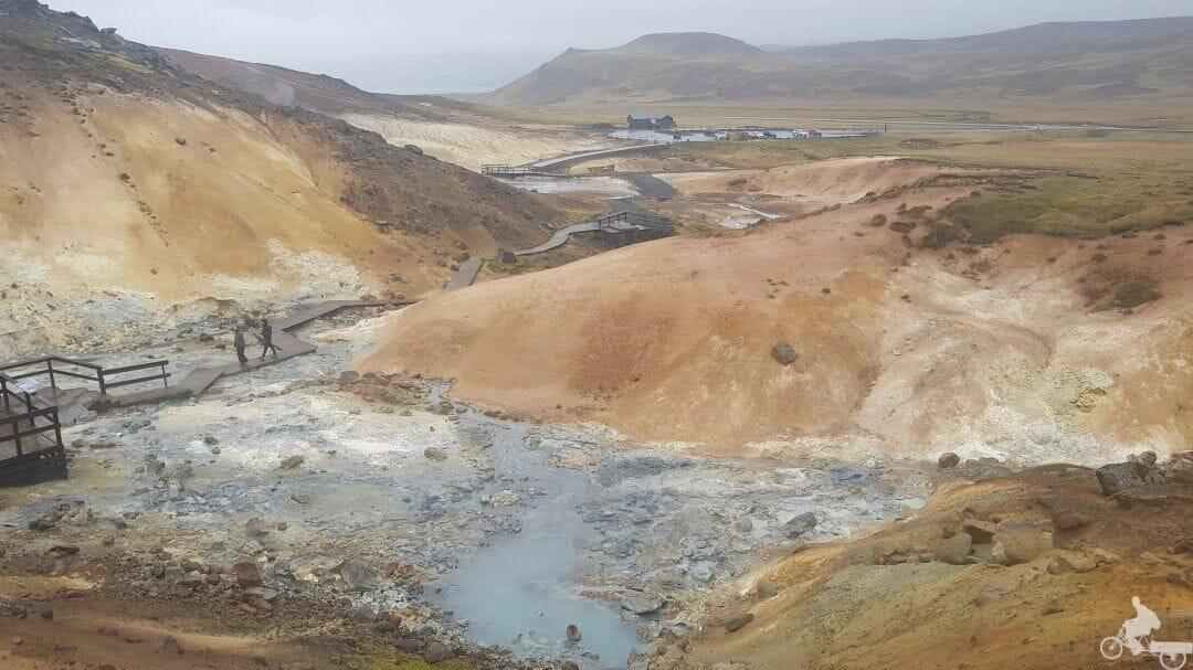 Krysuvik Islandia