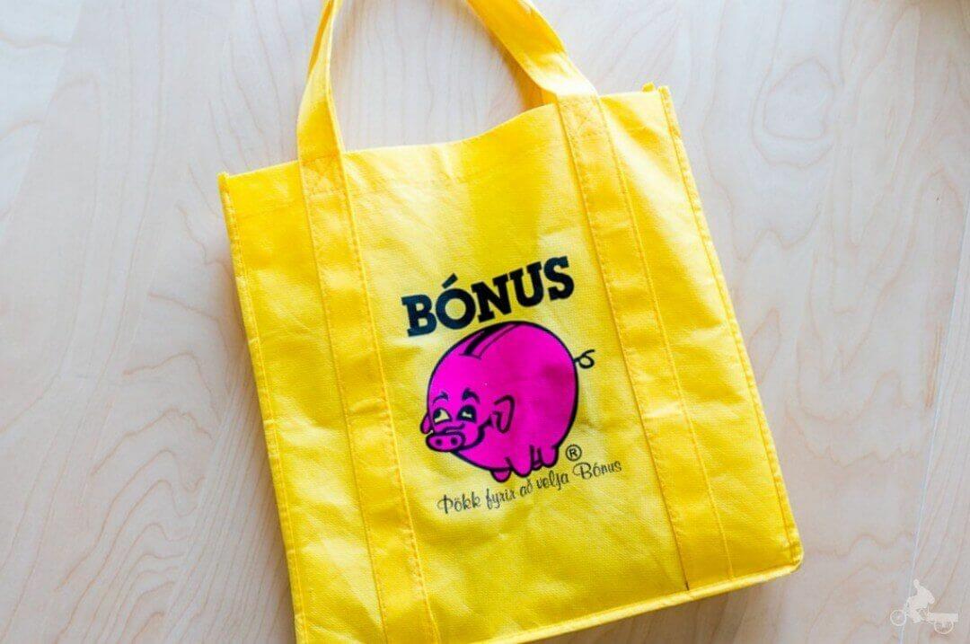bolsa bonus supermercado