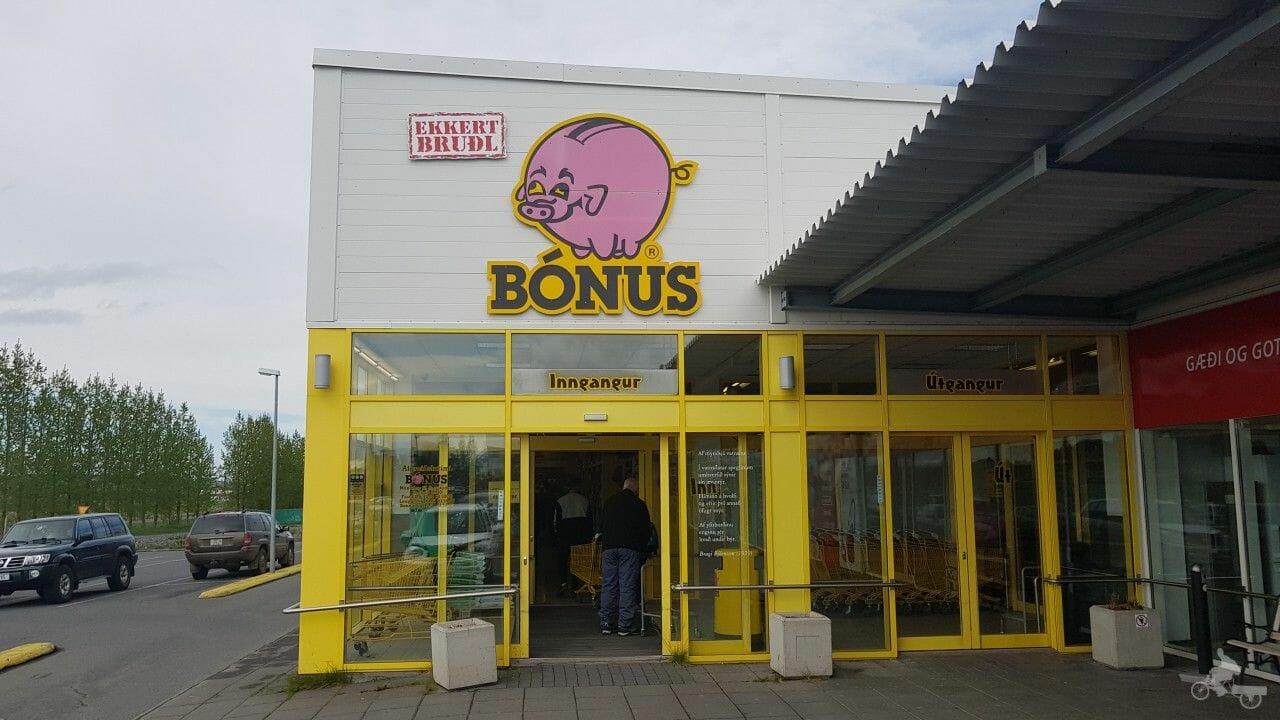 supermercados islandia