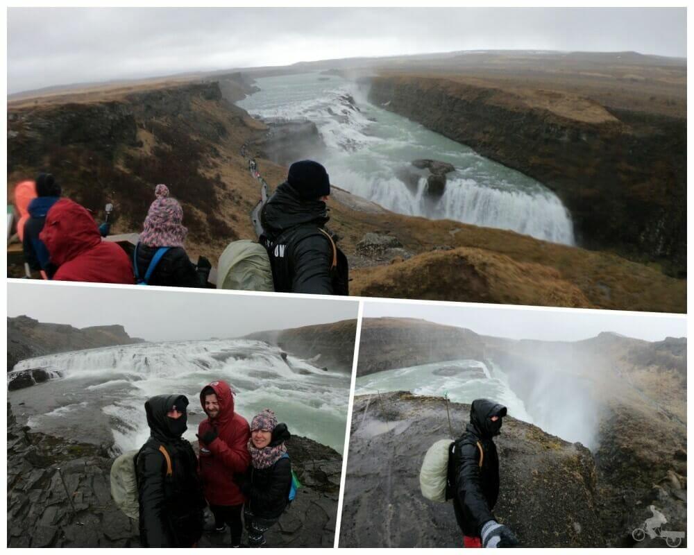 cascada circulo dorado islandia