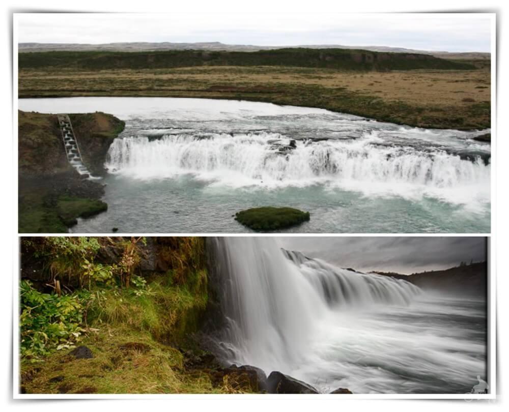 cascadas faxifoss islandia