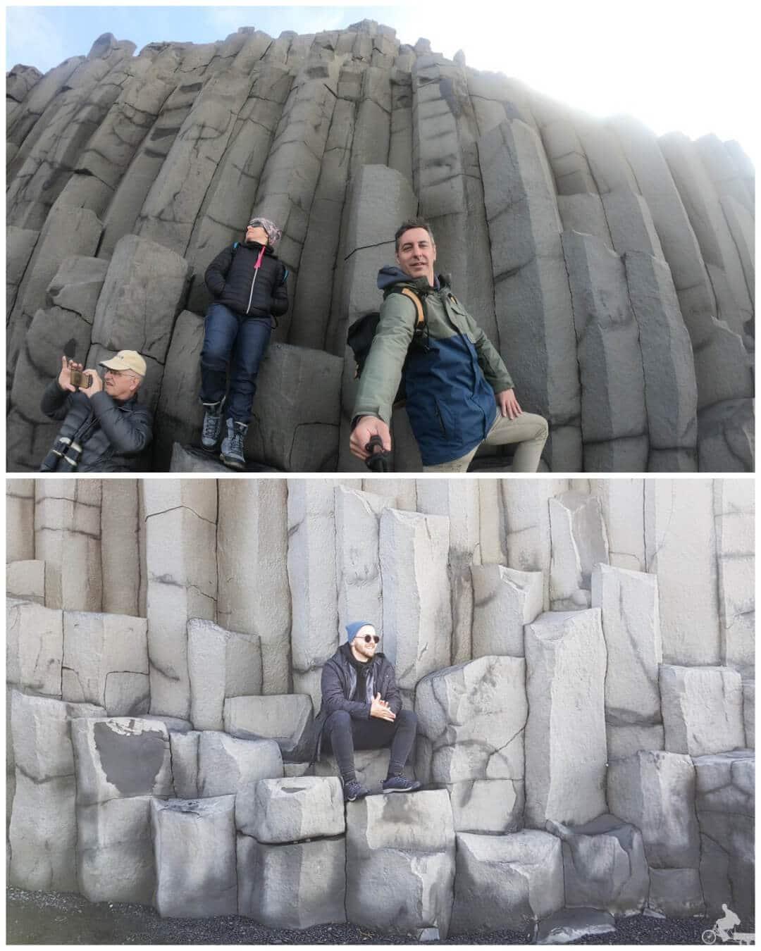 columnas basalto reynisfjara