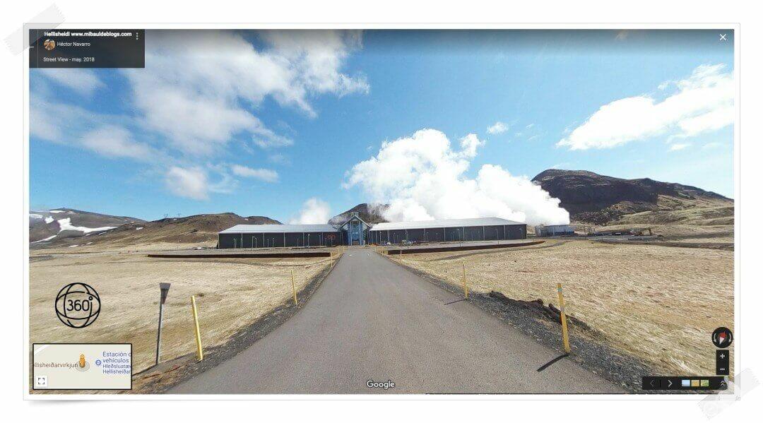 planta geotermal hellisheidi islandia