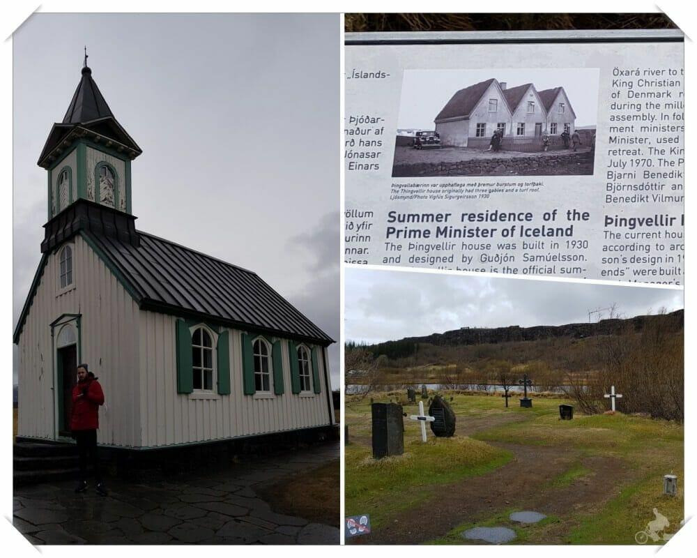 iglesia cementerio pingvellir