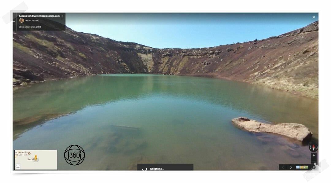 laguna crater kerid