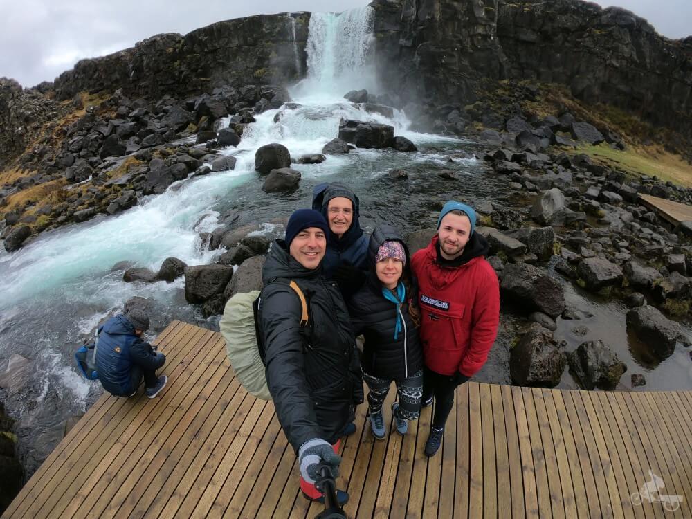 oxarafoss ( viajar a Islandia )