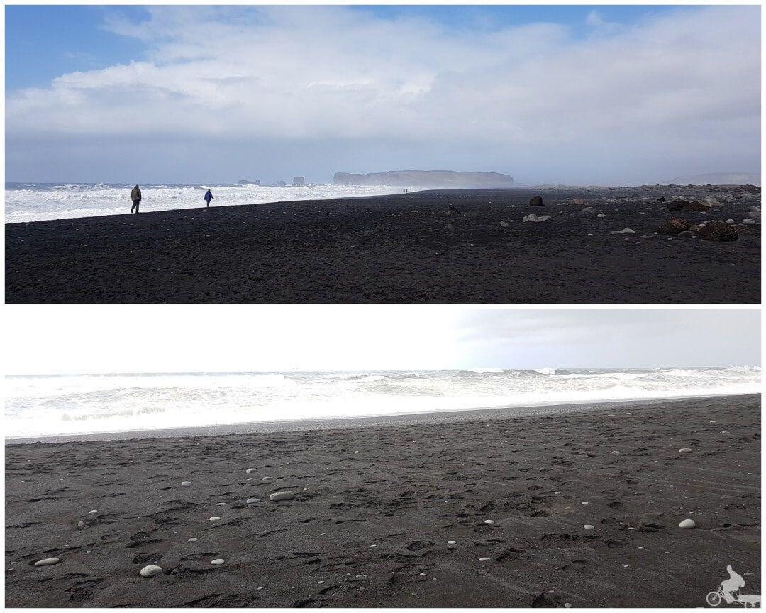 playa reynisfjara islandia