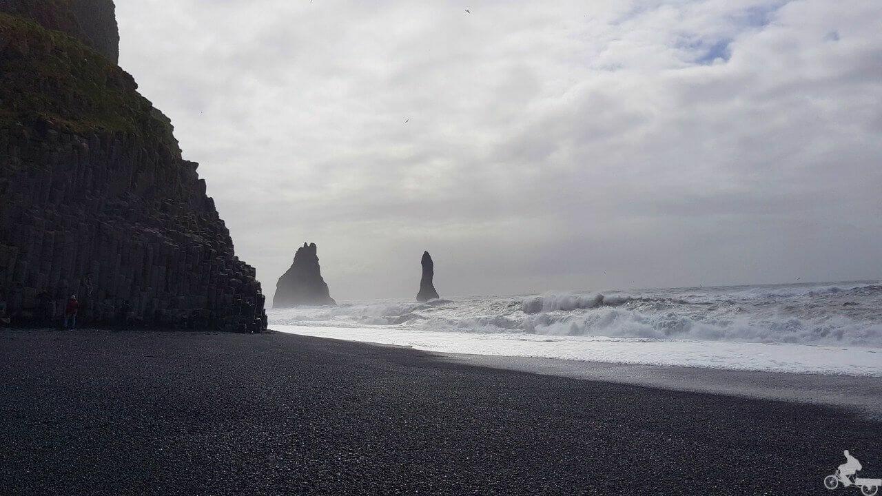 reynisfjara playa negra islandia