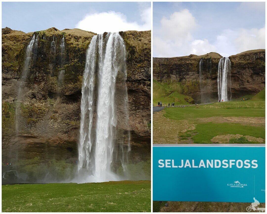 seljalandsfoss cascada islandia