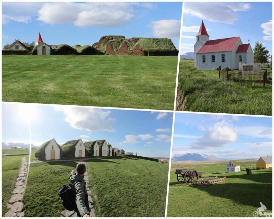 Granja Glaumbaer islandia