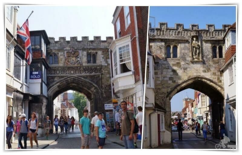 High Street Gate - qué ver en Salisbury