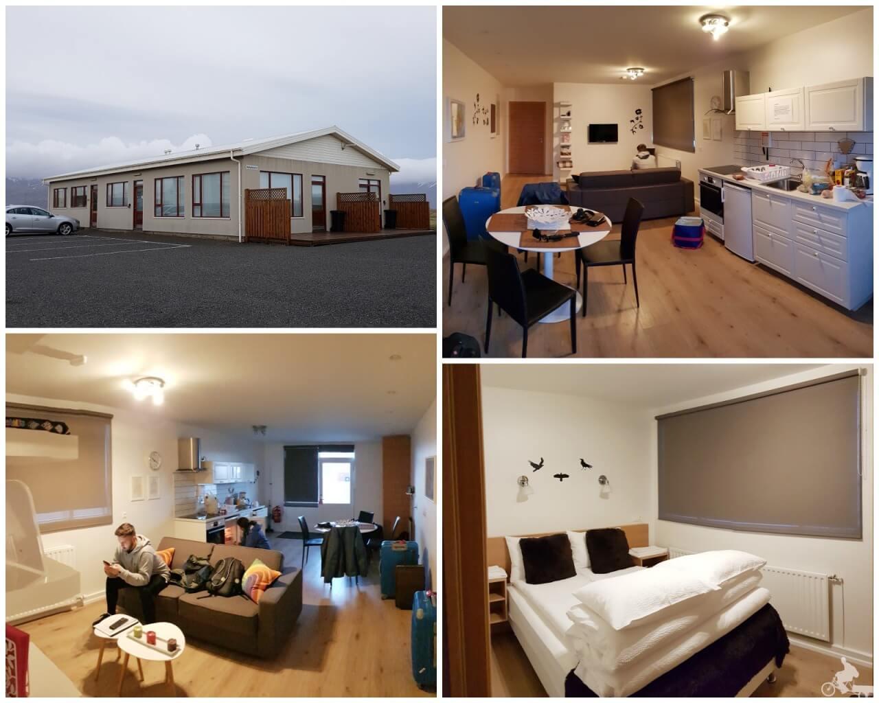 apartamento hofn islandia