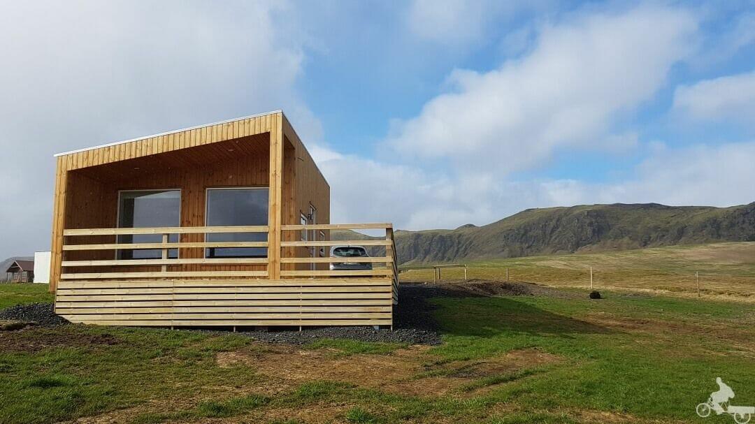 minicasas en Islandia